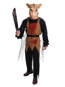 Adult Pig Butcher Costume