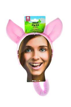 Adult Pig Kit - Back View