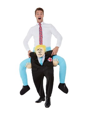 Adult Piggyback BoJo Costume