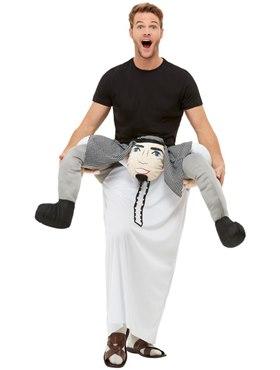 Adult Piggyback Sheikh Costume