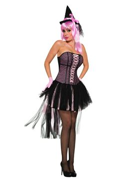 Adult Pin Up Witch Costume