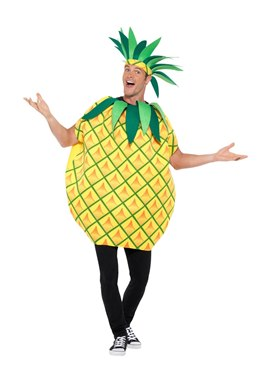 Adult Pineapple Tabard Costume