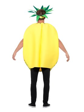 Adult Pineapple Tabard Costume - Side View