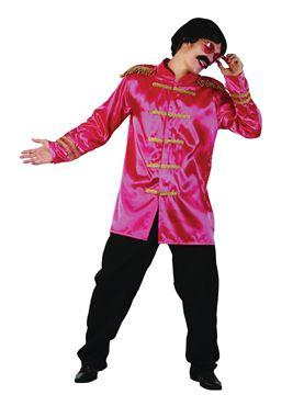 Adult Pink Sergeant Pepper Jacket