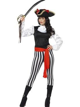 Adult Pirate Lady Costume