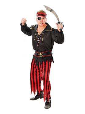 Adult Pirate Man Costume