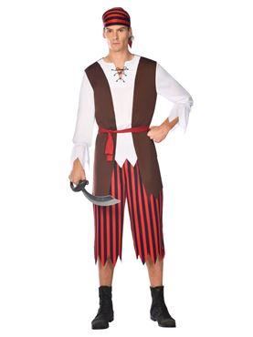 Adult Pirate Pete Costume