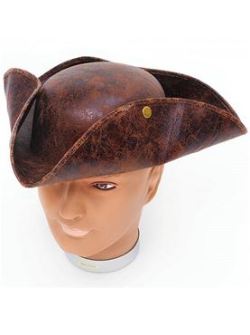 Adult Pirate Tricorn Hat