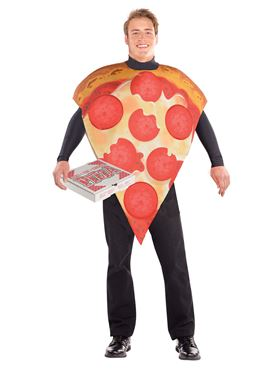 Adult Pizza Slice Costume  sc 1 st  Fancy Dress Ball : adult pizza costume  - Germanpascual.Com