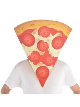 Adult Pizza Slice Mask