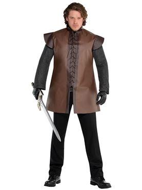 Adult Plus Size Warrior Tunic