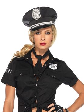 Adult Ladies Police Shirt