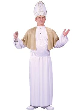 Adult Pontiff Pope Costume