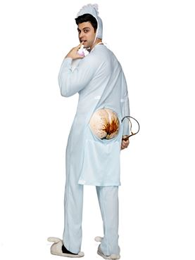 Adult Poopie Jammies Costume