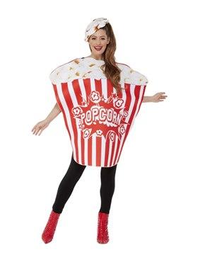 Adult Popcorn Costume