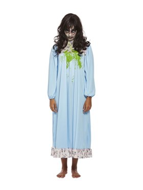 Adult Possessed Girl Costume Couples Costume