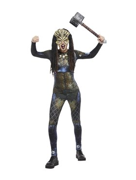 Adult Predatory Alien Costume