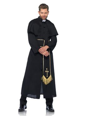 Adult Priest Costume Thumbnail
