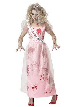 Adult Prom Zom Costume