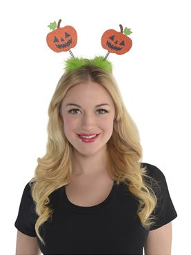 Adult Pumpkin Head Boppers