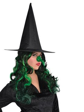 Adult Green Witch Nose