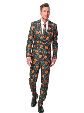 Adult Pumpkin Leaves Suitmeister Suit