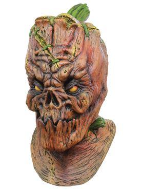 Adult Pumpkinstein Latex Mask