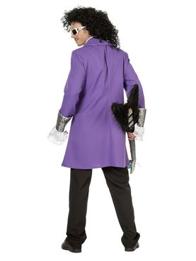 Adult Purple Rain Prince Costume
