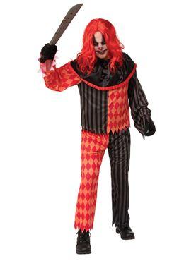 Adult Quarter Sawn Clown Costume