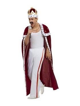 Adult Queen Deluxe Royal Costume