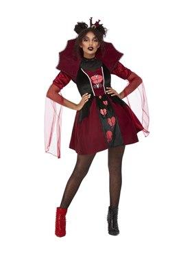 Adult Queen of Broken Hearts Costume