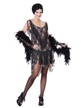 Adult Gatsby Gal Costume Thumbnail