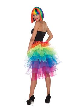Adult Rainbow Skirt