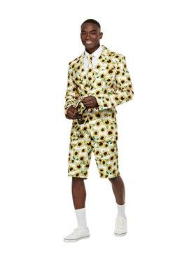 Adult Ray Of Sunshine Sunflower Suit
