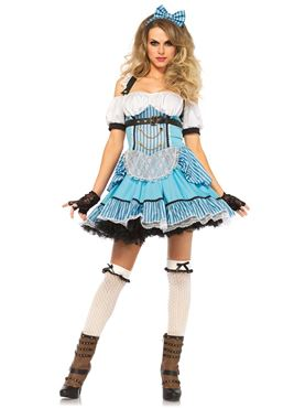 Adult Rebel Alice Costume Thumbnail
