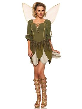 Adult Rebel Tink Costume