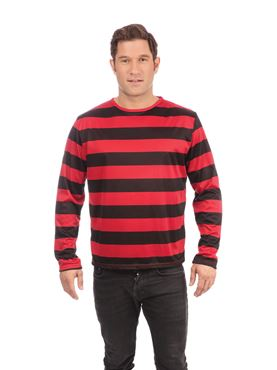 Adult Red and Black Jumper