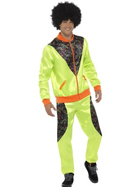 Adult Retro Shell Suit Costume