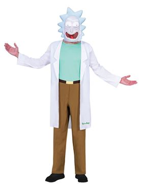 Adult Rick Costume