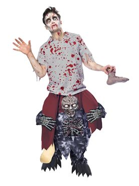 Adult Rida Zombie Costume