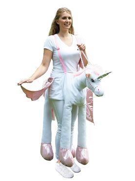 Adult Ride On Unicorn Costume
