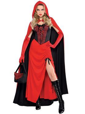 Adult Riding Hood Enchantress Costume