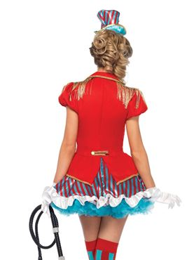 Adult Ring Master Costume - Back View