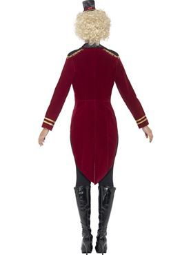 Adult Ringmaster Costume - Side View