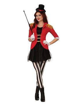 Adult Ringmaster Female Costume