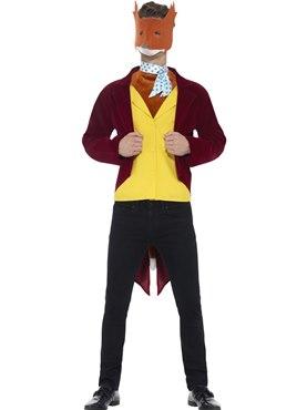Adult Roald Dahl Fantastic Mr Fox Costume