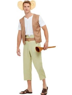Adult Roald Dahl The BFG Costume - Back View