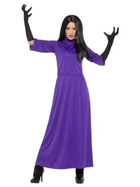 Adult Roald Dahl The Witches Costume - Side View