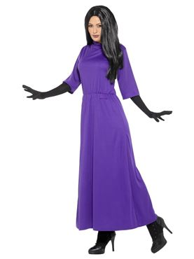 Adult Roald Dahl The Witches Costume - Back View