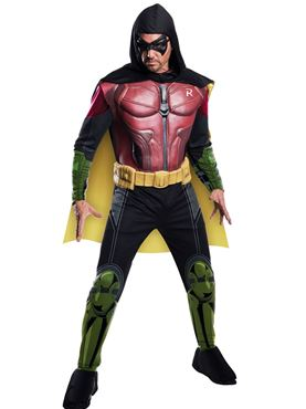 Adult Robin Arkham Costume Couples Costume